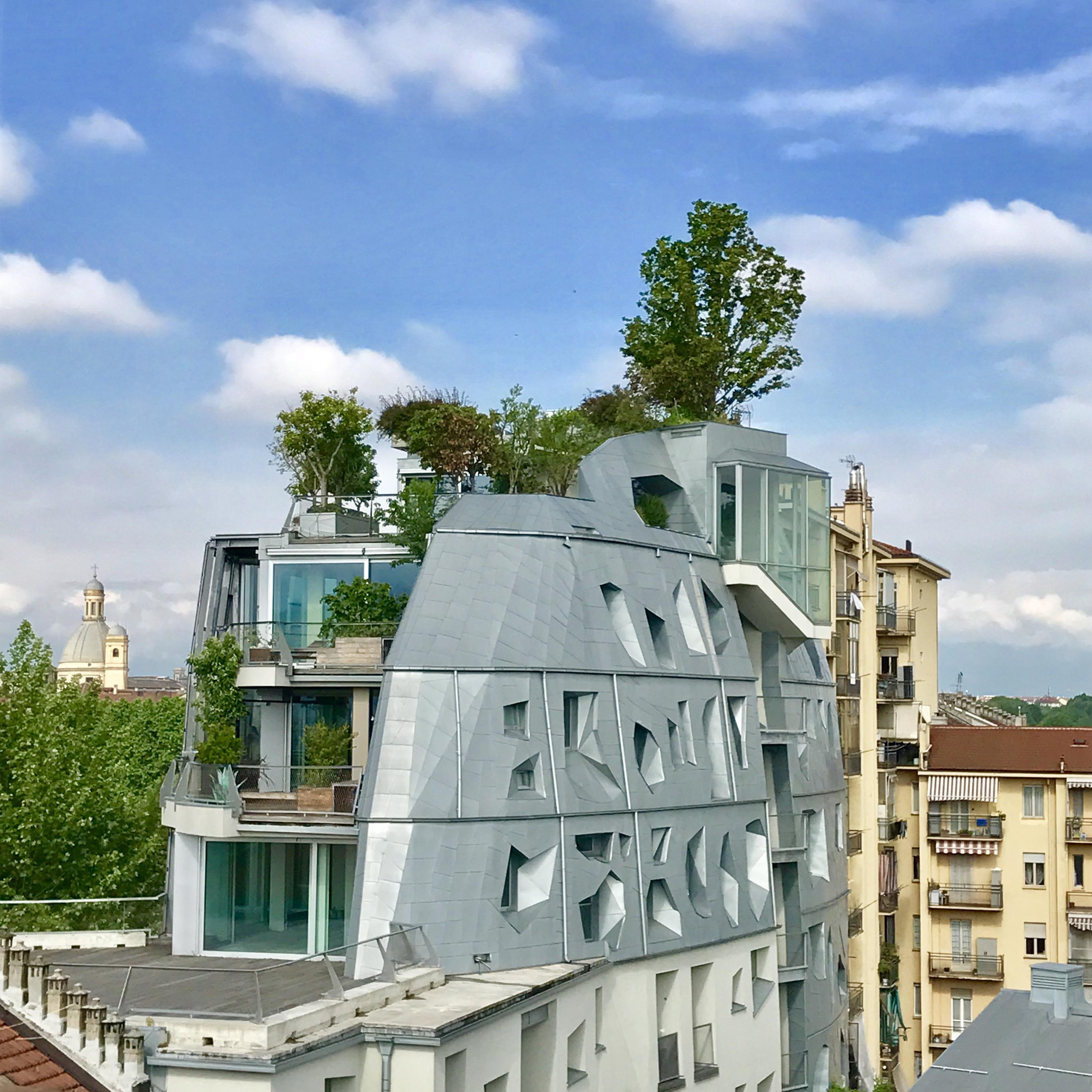 Casa hollywood studio open house torino for Casa moderna a torino