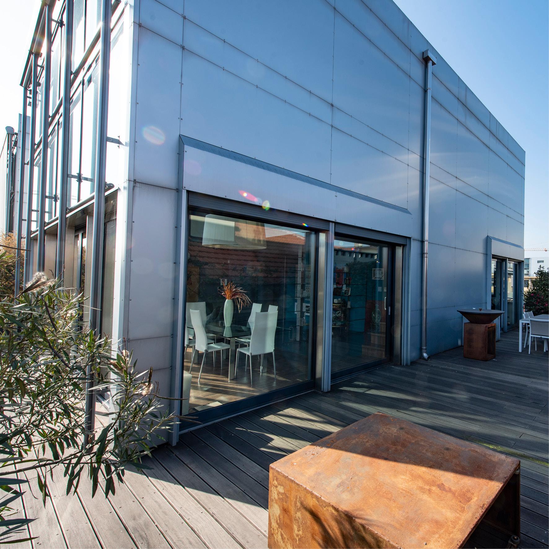 Torino loft ex ceat open house torino for Casa design torino